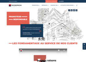 recrutement.sogeprom.fr