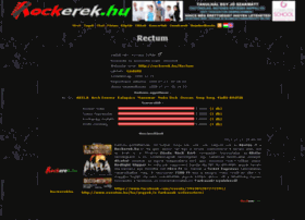 rectum.rockerek.hu