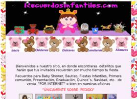 recuerdosinfantiles.com