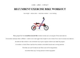 recumbent-bikes.org
