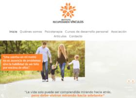 recuperandovinculos.com