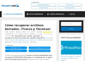 recuperar-archivos-borrados.es