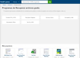 recuperar-archivos.portalprogramas.com