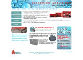 recuperateur-eau-pluie-vendee.com