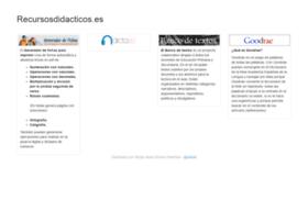 recursosdidacticos.es