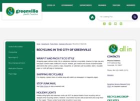recycle.greenvillesc.gov