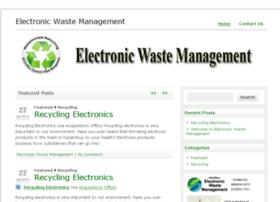 recycle.noewaste.com