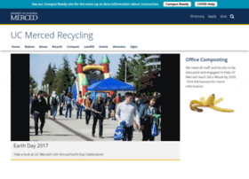 recycle.ucmerced.edu