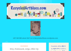 recycledartblues.com