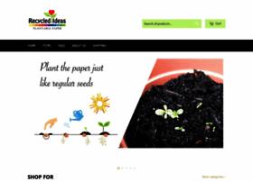 recycledideasfavors.com