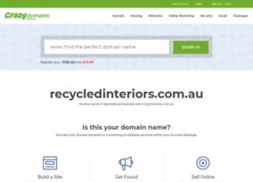 recycledinteriors.com.au