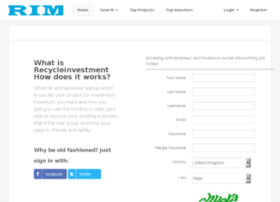 recycleinvestment.com