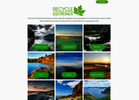 recyclemyelectronics.ca