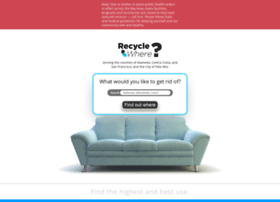 recyclewhere.org