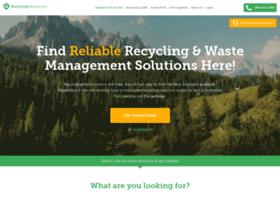 recyclingadvisor.com