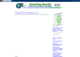 recyclingsecrets.blogspot.com