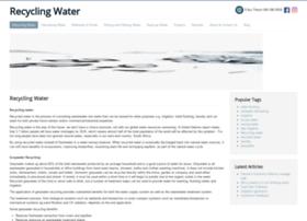 recyclingwater.co.za