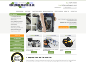 recyclingyourit.co.uk