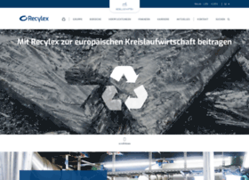 recylex-germany.com