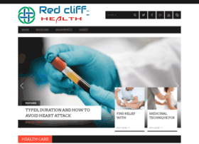 red-cliff-health.com