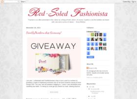 red-soledfashionista.blogspot.com