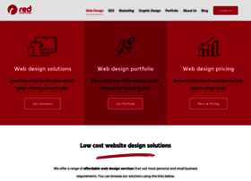 red-website-design.co.uk