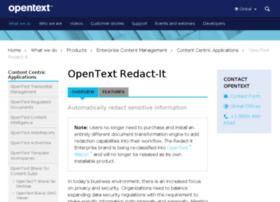 redact.com