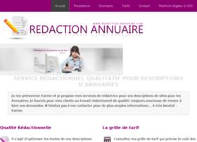 redaction-annuaire.com