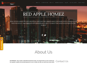 redapplehomes.in