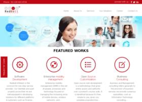 redballinfotech.com