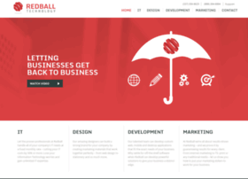 redballtechnology.com