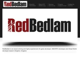 redbedlam.com