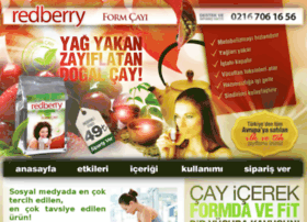 redberrytea.com
