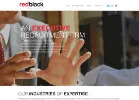 redblackrecruitment.com
