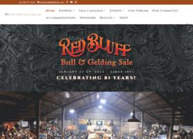 redbluffbullsale.com
