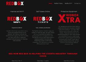 redboxtickets.com