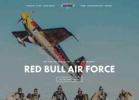 redbullairforce.com