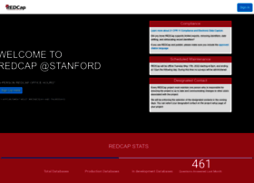 redcap.stanford.edu