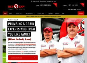 redcapplumbing.com