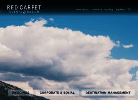 redcarpeteventsanddesign.com