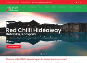 redchillihideaway.com