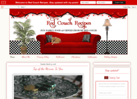 redcouchrecipes.blogspot.com