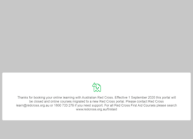 redcross.e3learning.com.au