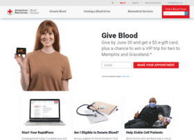 redcrossblood.org