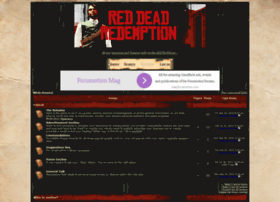 reddeadroleplay.forumotion.com