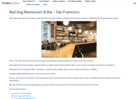 reddogrestaurant.com