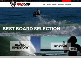 reddogsurfshop.com