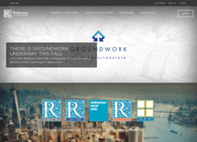 Redeemer.com