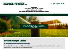 redeke-pumpen.de