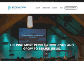 redemptionbiblechurch.org